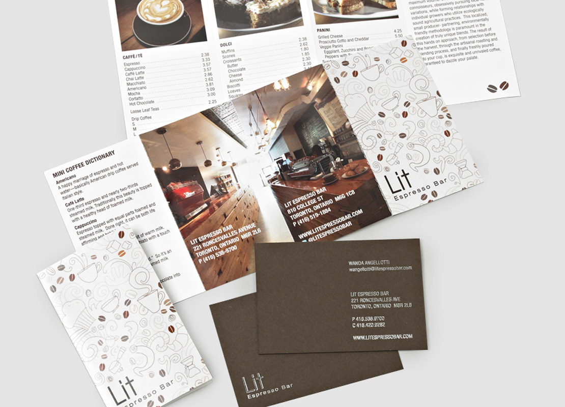 Retail Environment Design for LIT Coffee Shop — Central Station