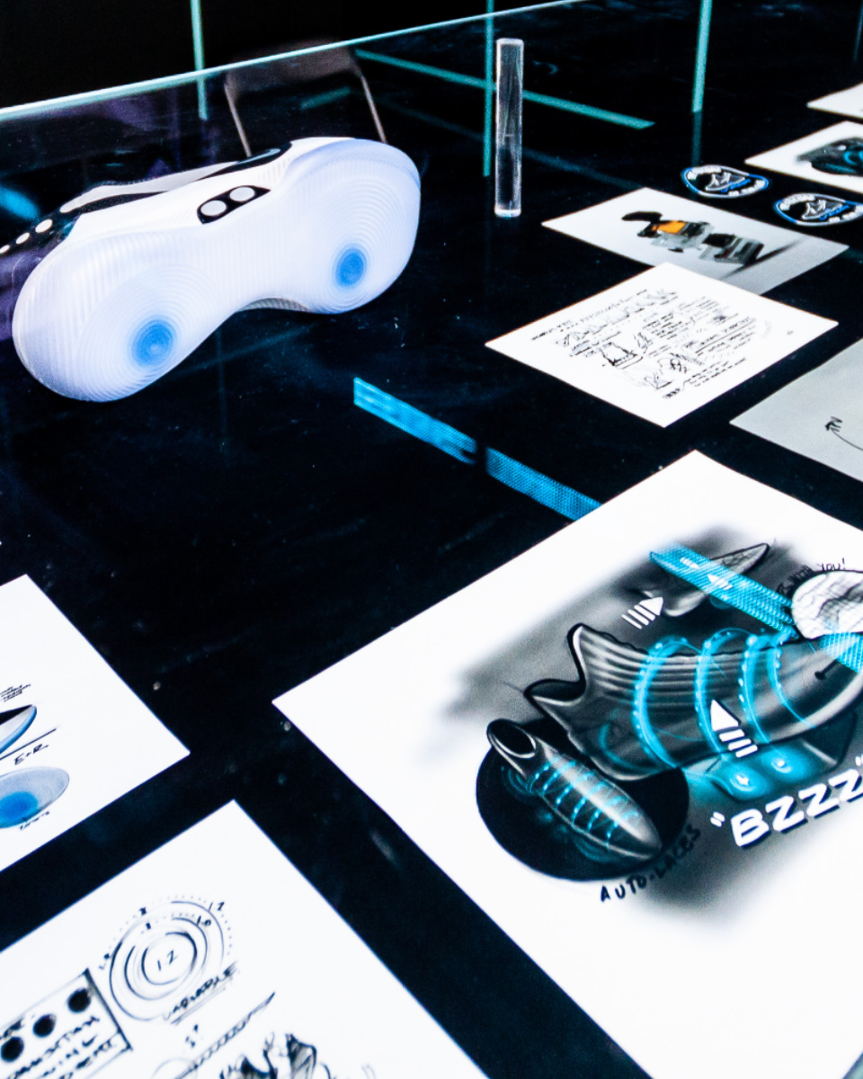 In-Store Activation for Nike's Adapt BB Sneaker - Central Station